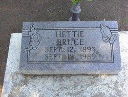 Hettie <I>Myers</I> Bruce