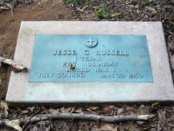 Jesse Coleman Russell