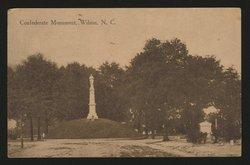 Confederate Mass Grave