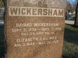 Bayard Conner Wickersham
