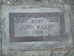 John Goff