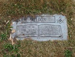 Fred Emery Weldon