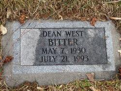 Dean West Bitter