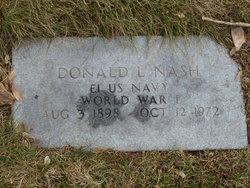 Donald L Nash