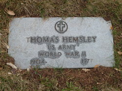 Thomas Hemsley