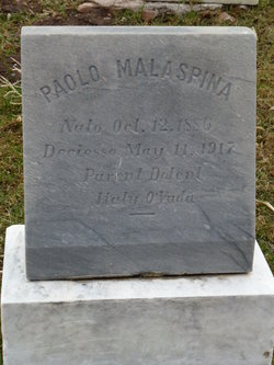 """Paolo """"Pete"""" Malaspina"""
