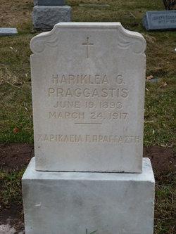Hariklia G <I>Apostol</I> Praggastis