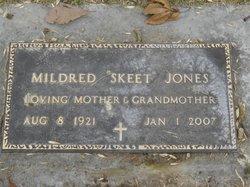 """Mildred Maxwell """"Skeet"""" <I>Burden</I> Jones"""