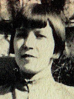 Bonnie Mae <I>Crouch</I> Ellsworth