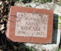 Annie <I>McColley</I> Kincade