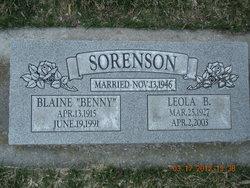 Blaine Sorenson