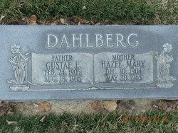 """Gustaf Eugene """"Gus"""" Dahlberg"""