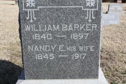 Nancy E <I>Boatman</I> Barker