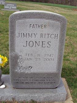 Jimmy Ritch Jones