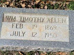 William Timothy Allen