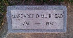 Margaret Drynan <I>Dodd</I> Muirhead