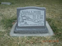 Russell Kaye Meyers