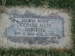 Richard Dahlberg
