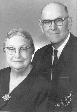 Rev Fred Benton Cain