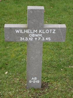 Wilhelm Klotz