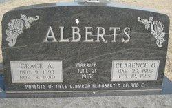 Clarence O Alberts