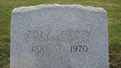 Zola Lacey