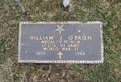 LTC William Joseph O'Brien