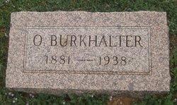Orville Burkhalter