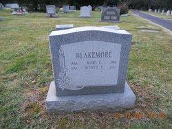 Mary F Blakemore