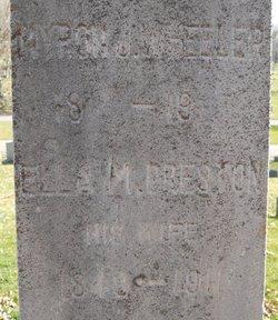 Ella M. <I>Preston</I> Wheeler