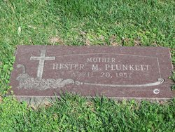 Hester M. <I>Boylan</I> Plunkett
