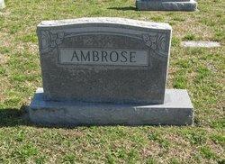 Martha H <I>Howard</I> Ambrose