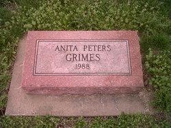Anita Marion <I>Peters</I> Grimes