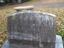 Louise <I>Sharkey</I> Hardy