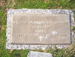 William Branson Vuncannon