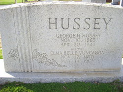 George Henry Hussey