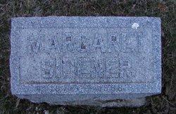 """Margaret """"Maggie"""" <I>Jenkins</I> Sidener"""
