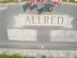 Henry David Allred