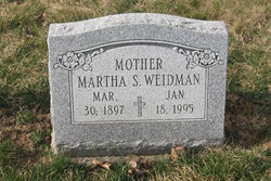 Martha S. Weidman