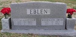 Louise <I>Guettner</I> Eblen