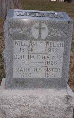 Mary Welsh