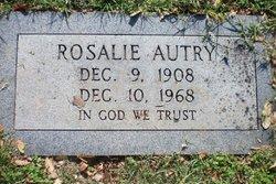 Rosalie Autry