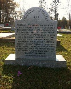 Stodghill Cemetery