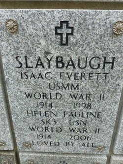 Isaac Everett Slaybaugh