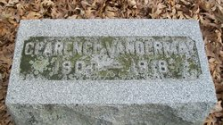 Clarence Mark Vandermay