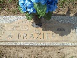 Mary Etta <I>Tanner</I> Frazier