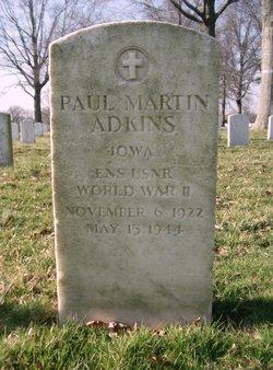 Paul Martin Adkins