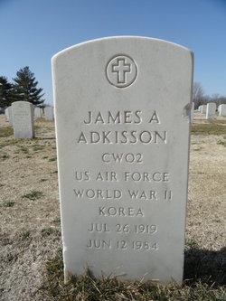 James A Adkisson