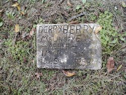 Malinda Elizabeth <I>Asher</I> Derryberry