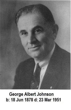 George Albert Johnson